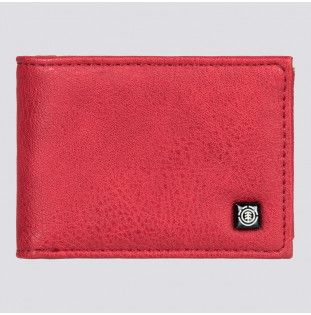 Cartera Element: SEGUR WALLET (POMPEIAN RED) Element - 2