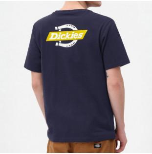 Camiseta Dickies: RUSTON T-SHIRT (NAVY BLUE) Dickies - 1