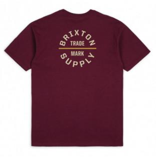 Camiseta Brixton: OATH V SS STT (BUKHK) Brixton - 1