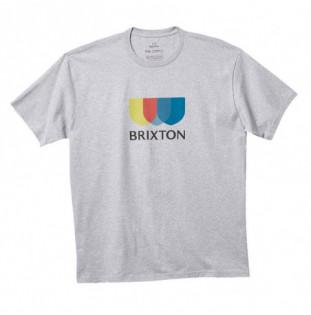 Camiseta Brixton: ALTON II SS STT (HTGRY) Brixton - 1