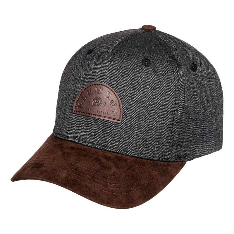 Gorra Element: WILD CAP (OFF BLACK)