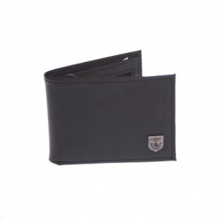 Cartera Element: SEGUR LEATHER WALLET (BLACK) Element - 1