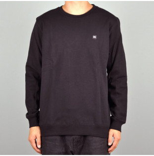 Sudadera Makia: Willis Sweatshirt (BLACK) Makia - 1