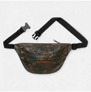 Riñonera Carhartt: Payton Hip Bag (Camo Combi Safety Orange) Carhartt - 1