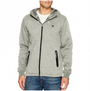 Chaqueta Quiksilver: KUROW SHER HZ (LIGHT GREY HEATHER) Quiksilver - 1
