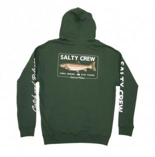 Sudadera Salty Crew: Steelhead Hooded Fleece (Alpine Green) Salty Crew - 1
