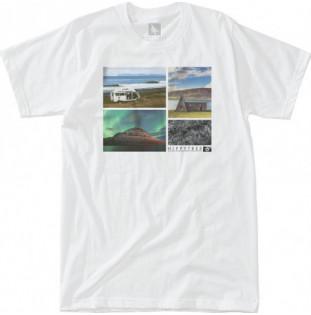 Camiseta Hippytree: Overland Eco Tee (White) Hippytree - 1