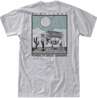 Camiseta Hippytree: Prospector Tee (Heather Grey) Hippytree - 1