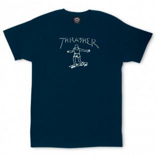 Camiseta Thrasher: GONZ (NAVY)  - 1