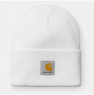 Gorro Carhartt: Acrylic Watch Hat (White)