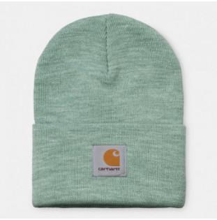 Gorro Carhartt: Acrylic Watch Hat (Frosted Green Heather)