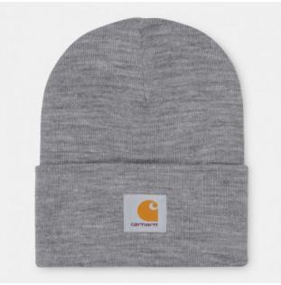 Gorro Carhartt: Acrylic Watch Hat (Grey Heather)