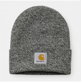Gorro Carhartt: Scott Watch Hat (Black Wax)