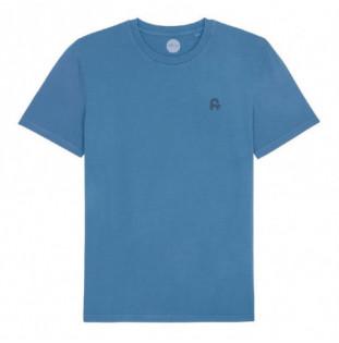 Camiseta Atlas: Vintage Tee (G Dyed Cadet Blue) Atlas - 1