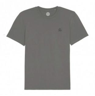 Camiseta Atlas: Vintage Tee (G Dyed Mid Anthracite) Atlas - 1