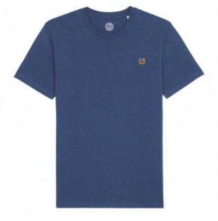 Camiseta Atlas: Okendo Tee (Heather snow Mid Blue) Atlas - 1