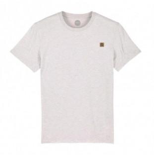 Camiseta Atlas: Okendo Tee (Cream Heather Grey) Atlas - 1