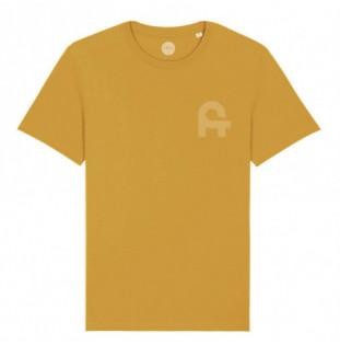 Camiseta Atlas: Mollarri Tee (Ochre) Atlas - 1