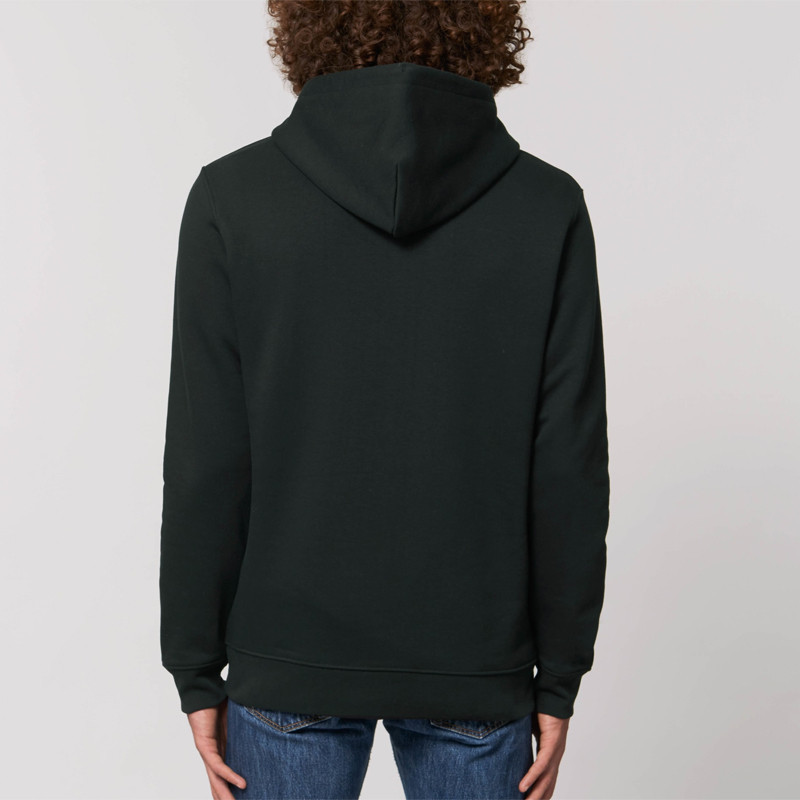 Sudadera Atlas: Mollarri Hood (Black)