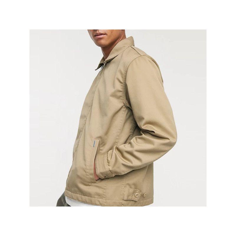 Chaqueta Carhartt: MODULAR JACKET (LEATHER RINSED)