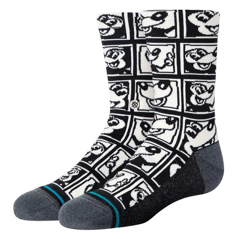 Calcetines Stance: 1985 HARING (BLACK)