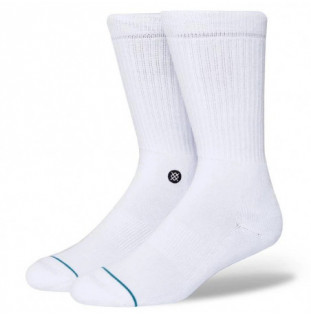 Calcetines Stance: ICON (WHITE BLACK) Stance - 1