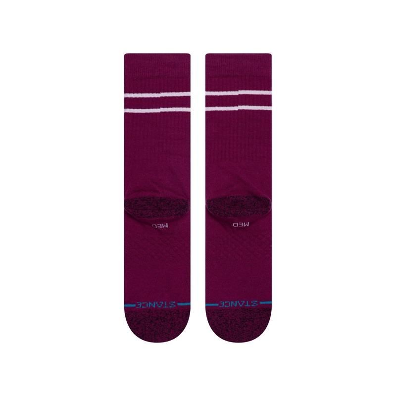 Calcetines Stance: VITALITY 2 (MAROON)