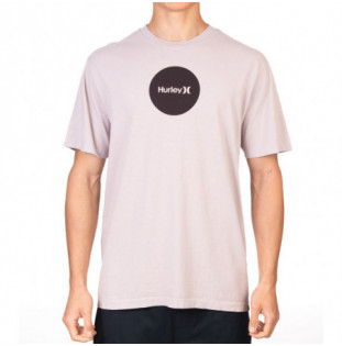 Camiseta Hurley: BOXY OAO DOTTED SS (PLATINUM VIOLET) Hurley - 1