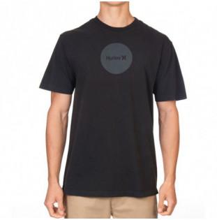 Camiseta Hurley: BOXY OAO DOTTED SS (DK SMOKE GREY) Hurley - 1
