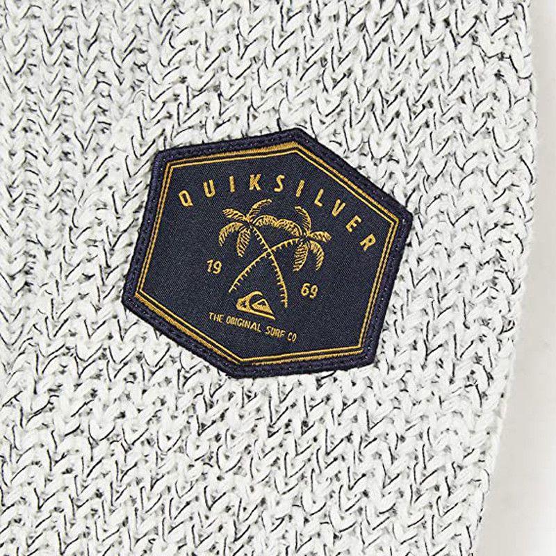 Jersey Quiksilver: BOULEVARD DES P (LIGHT GREY HEATHER)