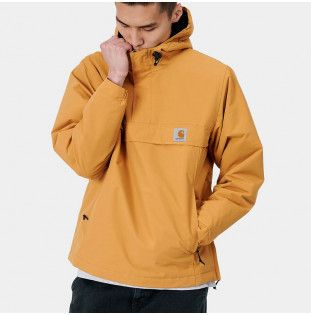 Chaqueta Carhartt Nimbus Pullover (Winter Sun) amarillo - 1