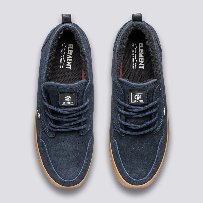 Botas Element: PRESTON 2 (NAVY GUM)