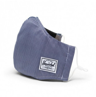 Mascarilla Herschel: EX Face Mask (Peacoat Engineered Stripe) Herschel - 1