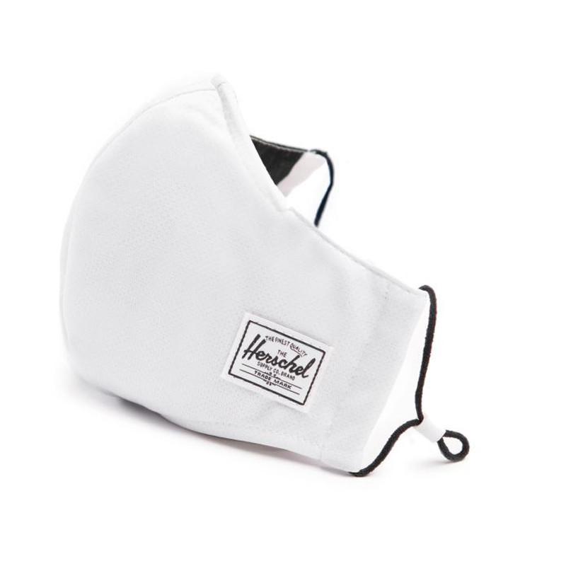 Mascarilla Herschel: EX Face Mask (White)
