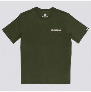 Camiseta Element: BLAZIN CHEST SS (FOREST NIGHT) Element - 1