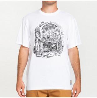 Camiseta Element: VENDOR SS (OPTIC WHITE) Element - 1