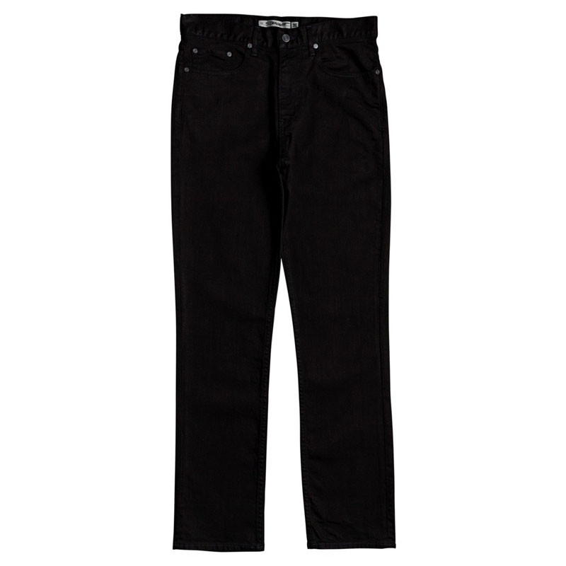 Pantalón DC Shoes: WORKER STRAIGHT FIT JEAN (BLACK RINSE)