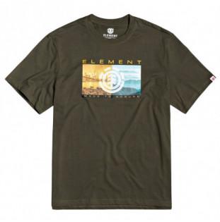 Camiseta Element: SENTINEL SS (FOREST NIGHT) Element - 1