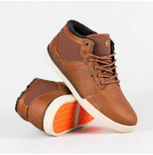 Botas Etnies: JEFFERSON MID (TAN BROWN ORANGE)