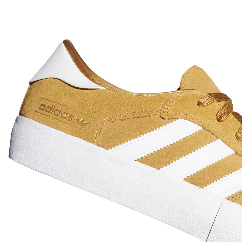 Zapatillas Adidas: Matchbreak Super (Mesa Ftwr White Gold Me)