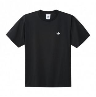 Camiseta Adidas: 4.0 Logo Ss Tee (Black White) Adidas - 1