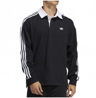 Sudadera Adidas: Solid Rugby (Black White) Adidas - 1