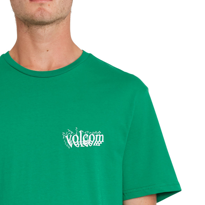 Camiseta Volcom: Burgoo Bsc SS (Synergy Green)