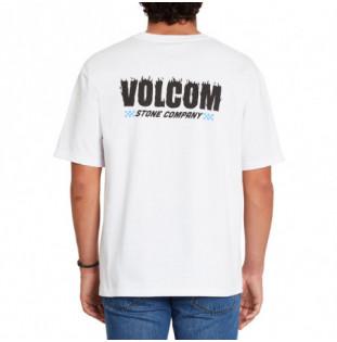 Camiseta Volcom: Companystone LSe SS (White) Volcom - 1