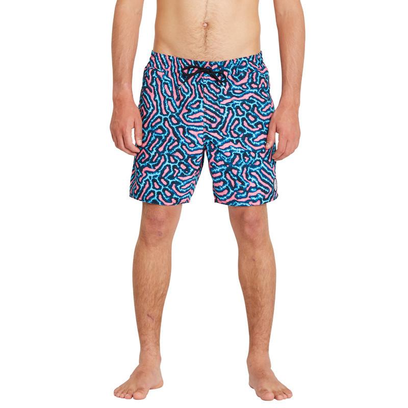 Bañador Volcom: Coral Morph Trunk 17 (Pink)