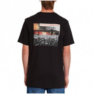 Camiseta Volcom: Worlds Collide Bsc SS (Black) Volcom - 1