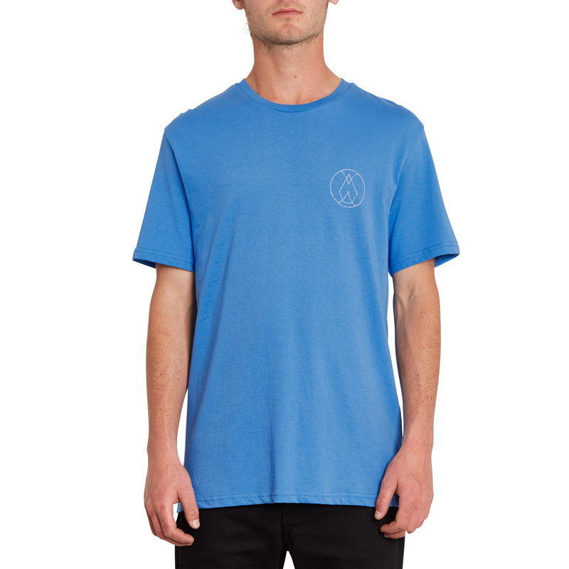 Camiseta Volcom: Inner Stone Bsc SS (Ballpoint Blue)