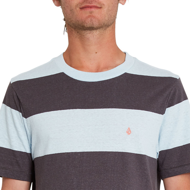 Camiseta Volcom: Handsworth Crew (Aether Blue)