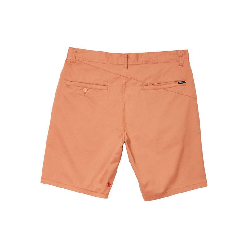 Bermuda Volcom: Frickin Mdrn Stch 19 (Clay Orange)