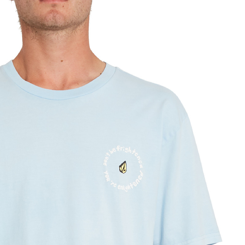 Camiseta Volcom: Ozzy Wrong SS Tee (Aether Blue)